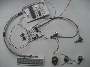 function generator electronics project