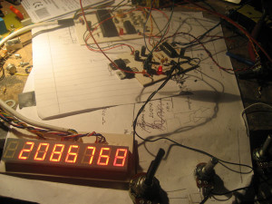 Full function generator electronics project